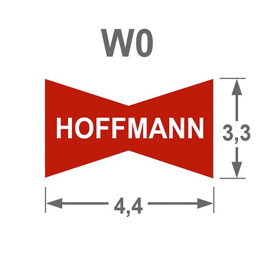 Hoffmann Schwalben W0 - Länge wählbar