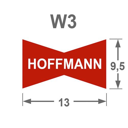 Hoffmann Schwalben W3 - Länge wählbar