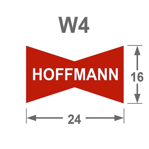 Hoffmann Schwalben W4 100stk. - Länge wählbar